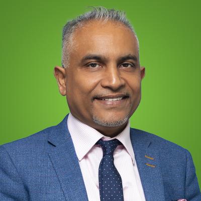 Ravi Rambarran BSC MSC FIA